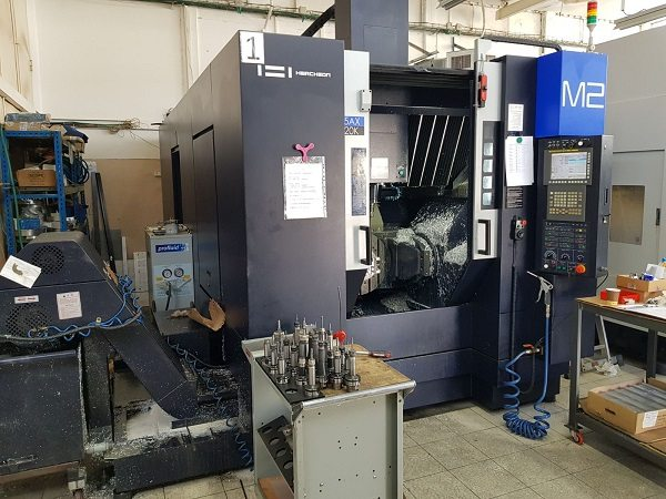 HWACHEON M2