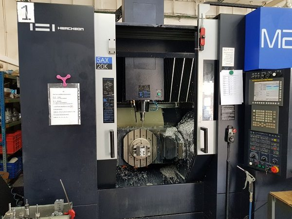 HWACHEON M2 pic 2