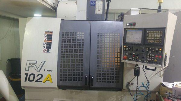 YCM FV-102A