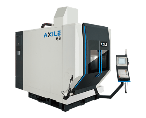 AXILE- 5 AXIS VERTICAL MACHINING CENTER G8